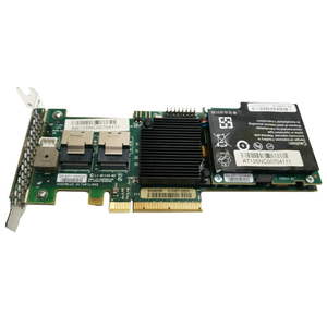 Image 5 - For LSI MegaRAID SAS 8708EM2 8 port PCI E Array Card supports RAID0 1BATTERY