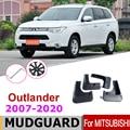 Брызговик для автомобиля Mitsubishi Outlander 2020-2007, брызговик, аксессуары 2016 2010
