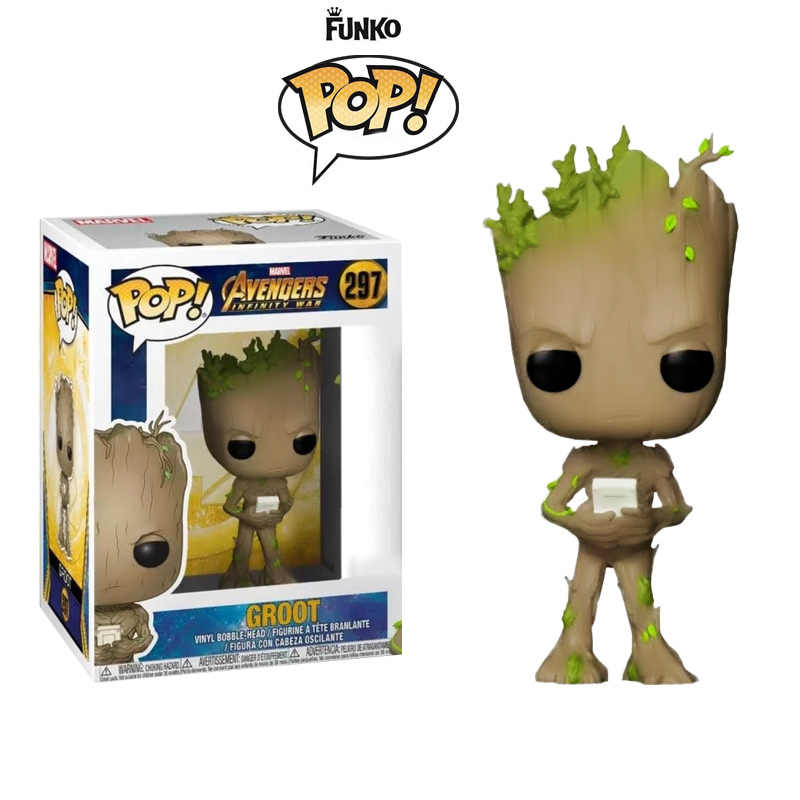 Christmas Groot Funko Pop.Funko Pop Marvel Action Figure Guardians Of The Galaxys Dolls Model Toys Anime Groot Rocket Star Lord Gamora Christmas Gifts