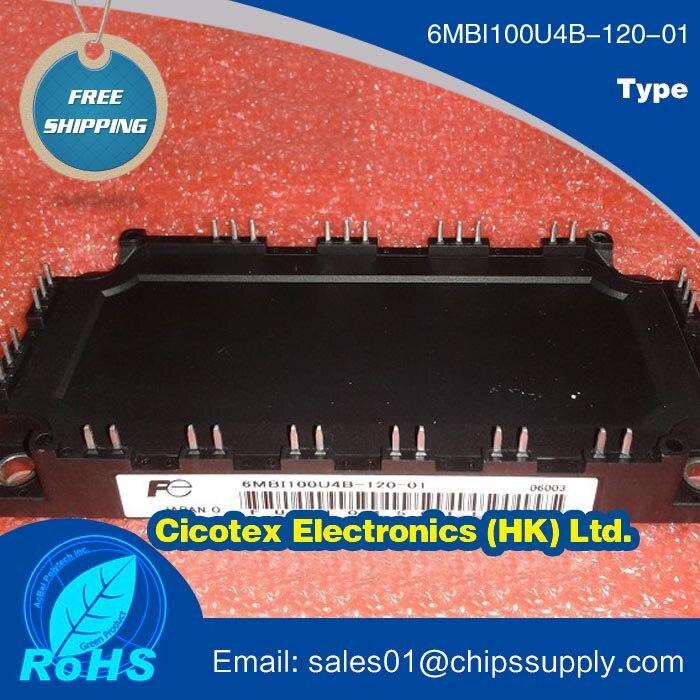 6MBI100U4B-120-01 MODULE IGBT