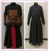 Anime Star War Darth Revan Cosplay Costume custom made