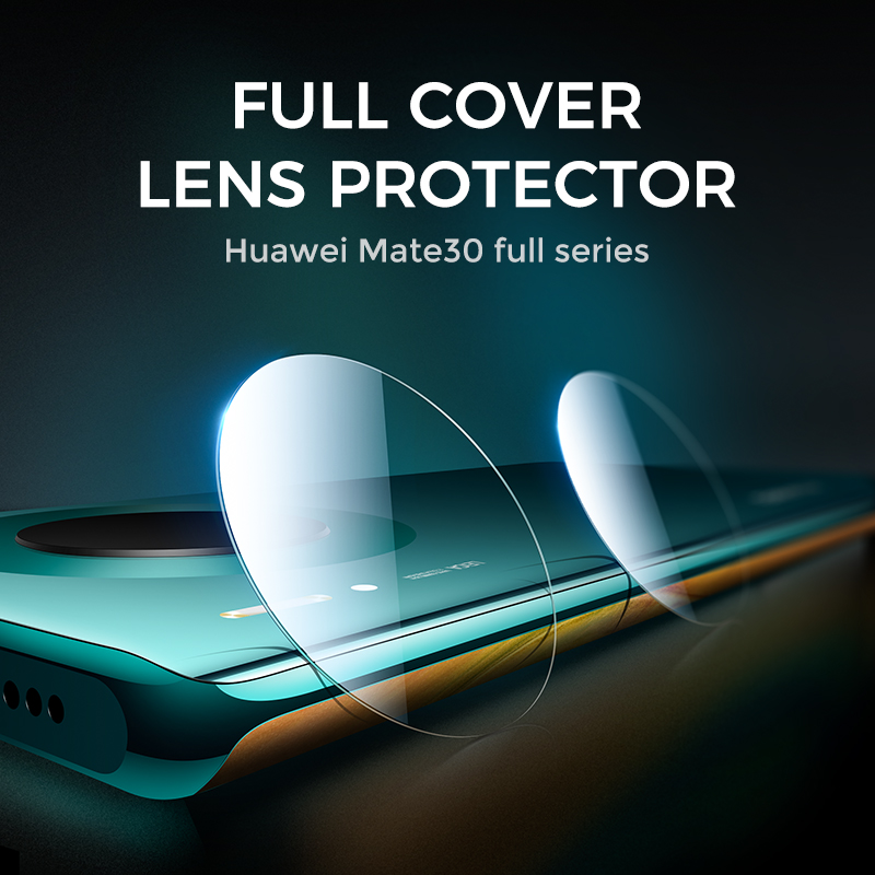 Joyroom Back Camera Lens Screen Protector Film For Huawei Mate 30 Pro Lens Tempered Glass For Huawei Mate 30 Protective Film