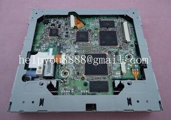 Nuevo Clarion DVD individual mecanismo, cargador HPD-52 cubierta para Nisun coche DVD, navegación, audio de sistemas de radio