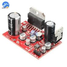 TDA7379-placa amplificadora estéreo DC 12V 38W + 38W 38W * 2 AD828, sistema de sonido de preamplificador, tarjeta de Audio, Control de volumen, espectro