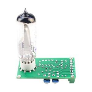 Image 3 - GHXAMP 6E1 Rohr Verstärker Ebene Anzeige Stick Bord Katze Auge Fluoreszenz Tuning Verstärker Preamp Aadio Ersatz EM81