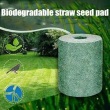 Biodegradowalna mata do nasion trawy dekoracyjna roślina do ogrodu mata do kiełkowania mata startowa mata do trawników artykuły ogrodowe mata do nasion trawy tanie tanio H1324