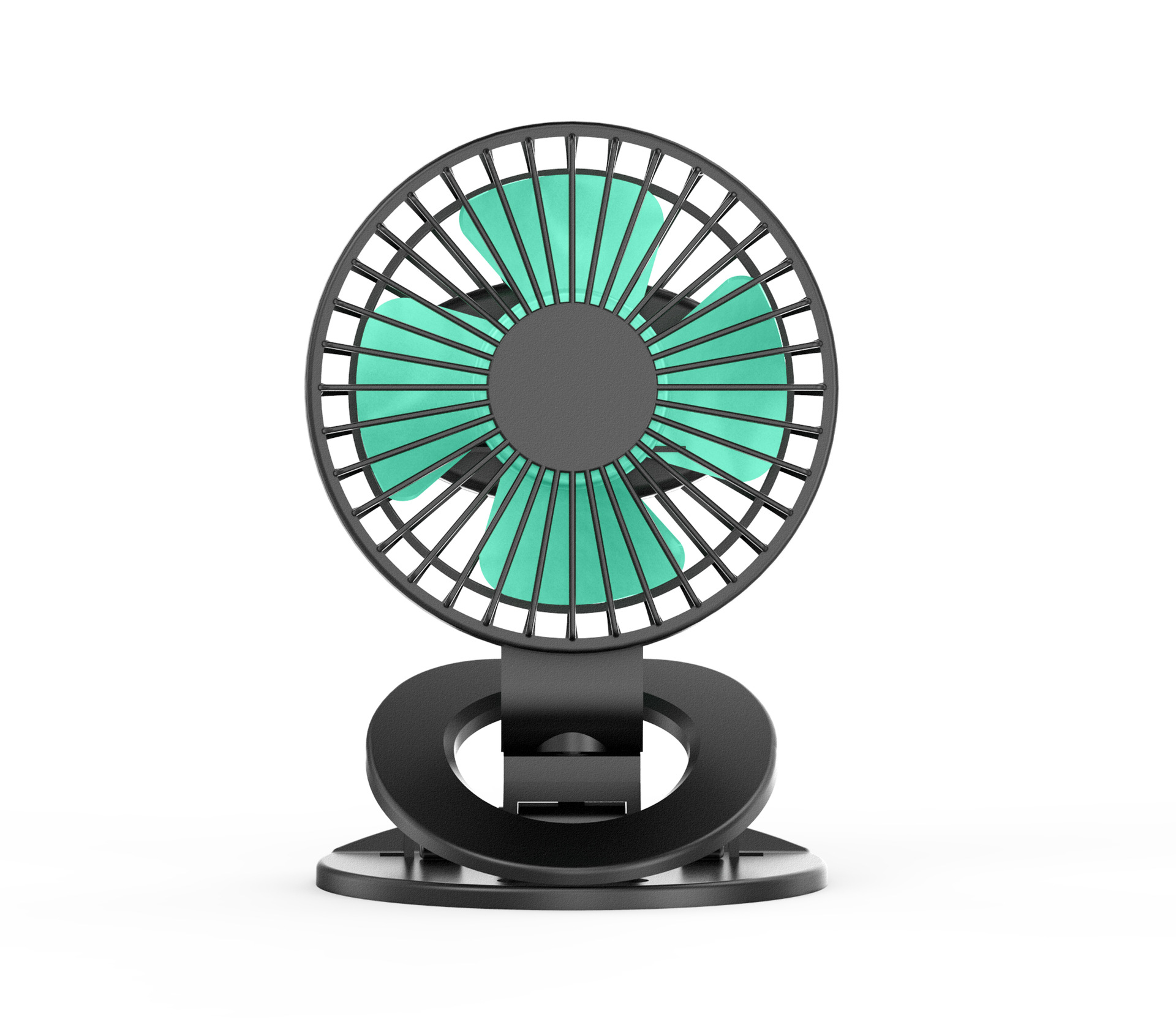 Hot Sale Usb Handheld Mini Fan Silent Air Cooler Portable Desk Fans For Home