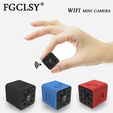 FGCLSY WIFI Mini Camera SQ23 FULL HD 1080P Night Vision Cam With Waterproof Shell DVR CMOS video Sensor Recorder Camcorder(China)