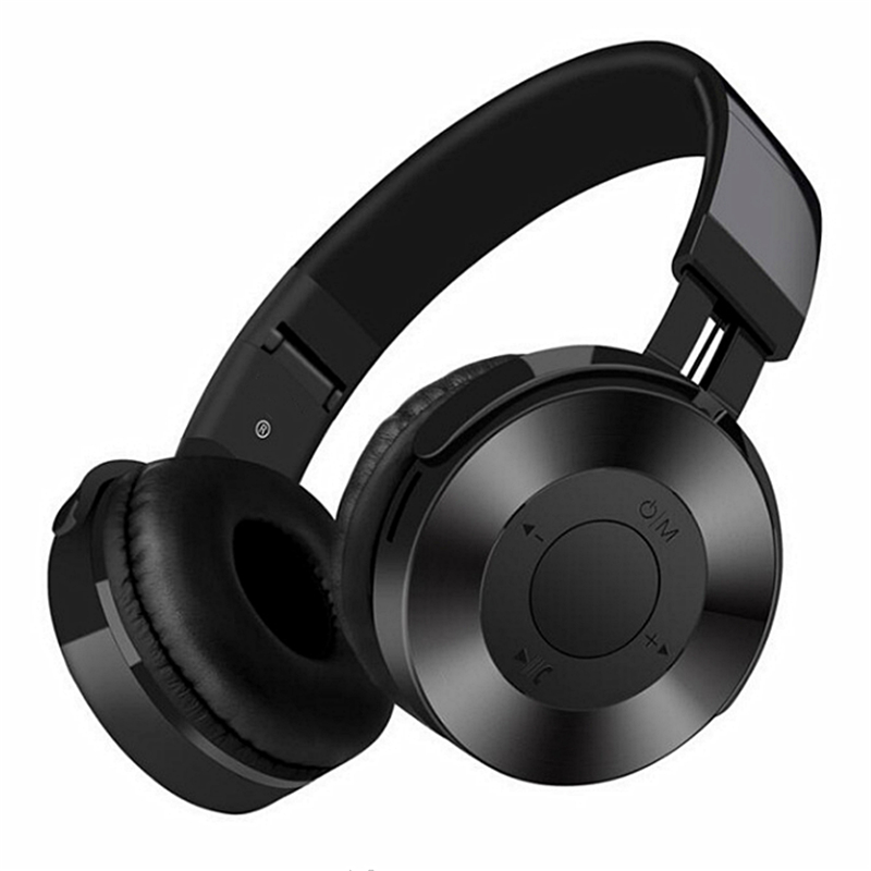LVcards C Free Shipping Bluetooth4.2 Headphones Stereo Headsets (support 64GB TF Card)earphones In Headphone With Microphone