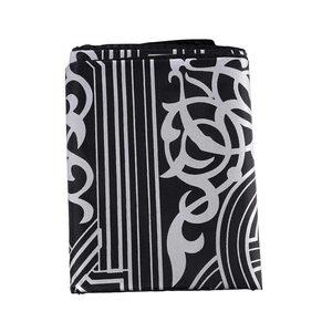 Image 2 - Sale 100*60 Cm Hồi Giáo Cầu Nguyện Thảm Polyester Di Động Đầm Thảm In Có La Bàn Trong Túi Du Lịch Nhà Mới phong Cách Thảm Chăn