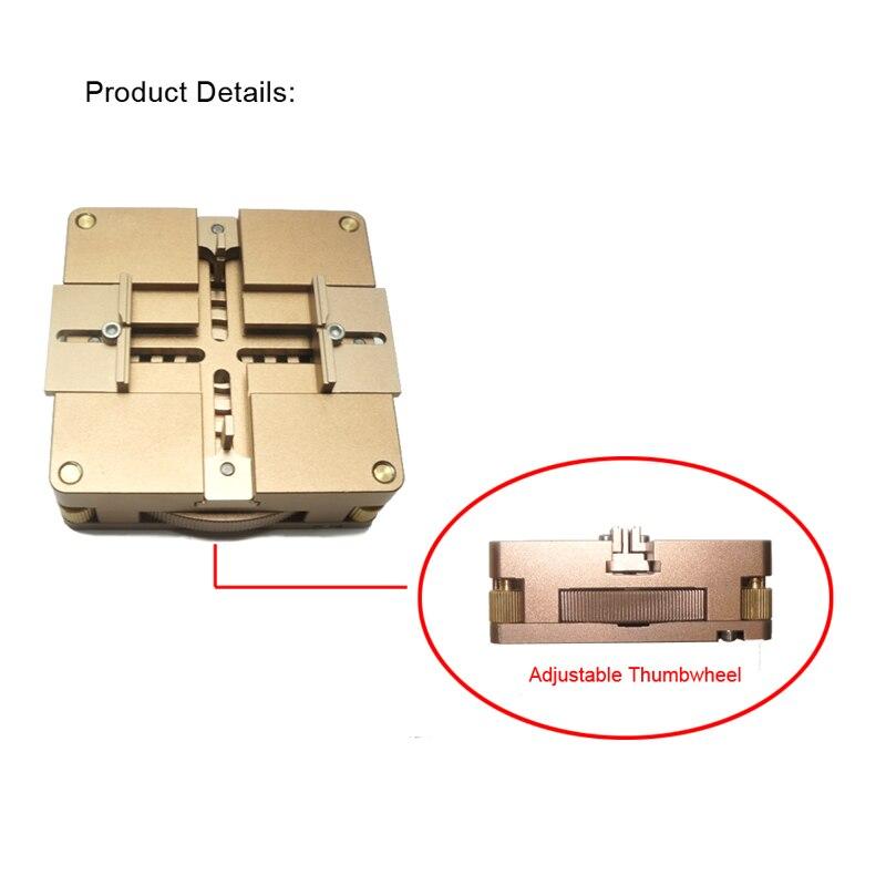 Tools : Freeshipping 80mm 90mm Universal BGA Reballing Station with Magnet Auto Adjust Stencil Holder
