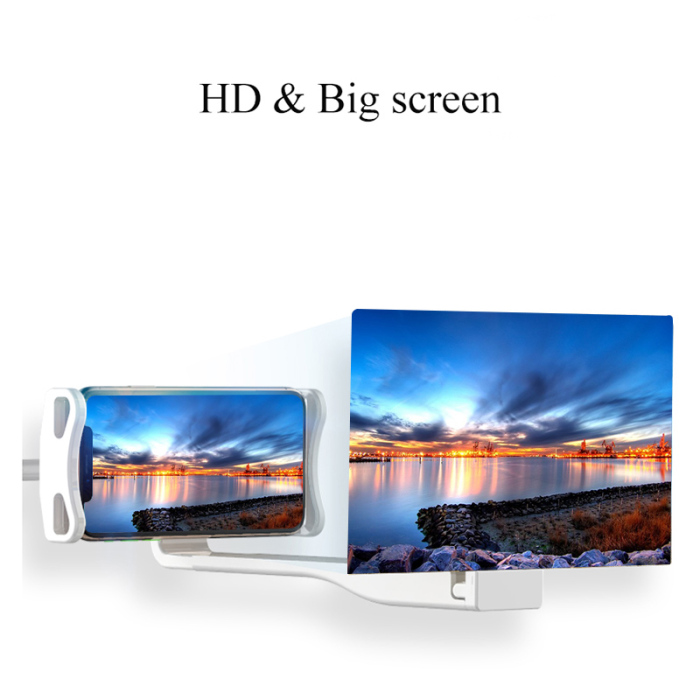 Display - Mobile Phone High Definition 3D ,HD Projection Bracket