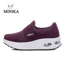 Обувь на платформе minika; Кроссовки; Женская обувь для фитнеса;