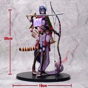 Image 2 - Fate/Grand Orde Berserker Minamoto no Raiko PVC Action Figure Anime Figure Model Toys Sexy Girl Figure Collection Doll Gift