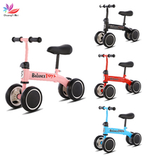 Balance-Bike Ride-On-Toy Sports-Toys Learning-Walk-Scooter Baby Kids Children Walker