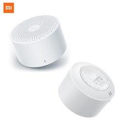 Xiaomi ai versão portátil sem fio alto-falante bluetooth controle de voz inteligente alto-falante baixo handsfree