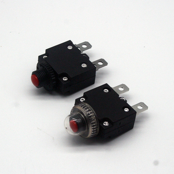 1pcs  2A 3A 5A 6A 8A 10A 15A 20A 25A 30A Circuit Breaker Overload Protector Switch Fuse Overload Overcurrent Reset Insurance 2pcs lot bussmann fuse ktk 10 38 600v 1a 2a 3a 4a 5a 6a 7a 8a 10a 12a 15a 20a 25a 30a