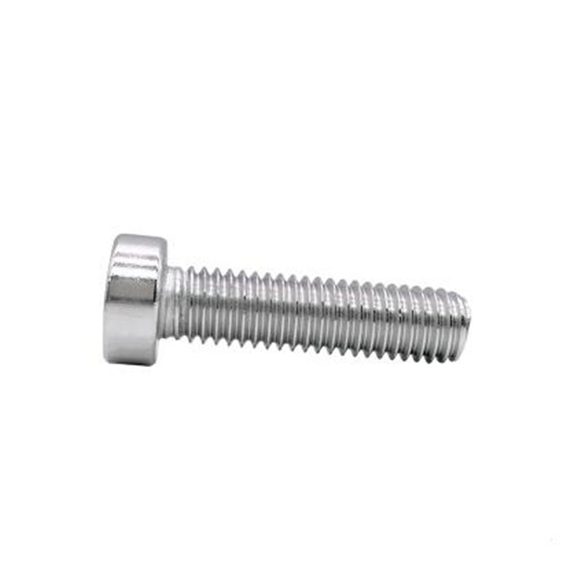 Aluminum Prairie Bolt 1 Grip Length Hex Socket Drive Pack of 1 Plain Finish 3//8-16 Thread Size 0.375 Shoulder Diameter Made in US Flange Socket Cap Head