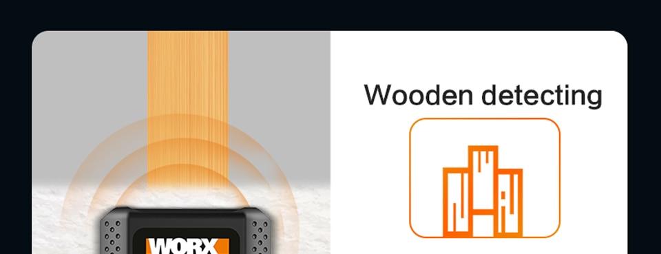 Worx Wooden Detecting