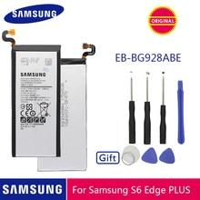 Samsung телефон Батарея EB-BG928ABE 3000 мА-ч для samsung Galaxy S6 Edge Plus G928 G928F G928G G928T G928A G928I G928S