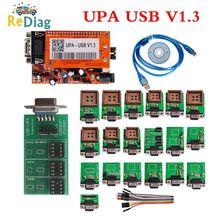 Hohe Qualität UPA 2020 UPA Usb Programmierer Diagnose werkzeug UPA USB ECU Programmierer UPA USB V 1,3 Mit Volle Adapter