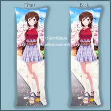 Anime Dakimakura Body Pillow Case Kanojo Okarishimasu Ichinose Chizuru cover Home Decoration Pillowcases Printed long