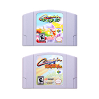 Video Game Cartridge Console Card 64 Bits Cruis Series For Nintendo64 Work on USA Version Consloe (NTSC) image