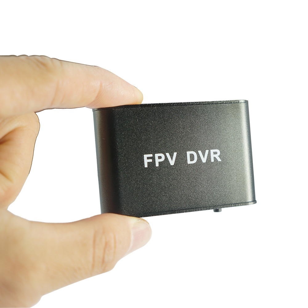 1CH FPV Mini CCTV DVR 32GB 720P SD Video Recorder Hidden DVR