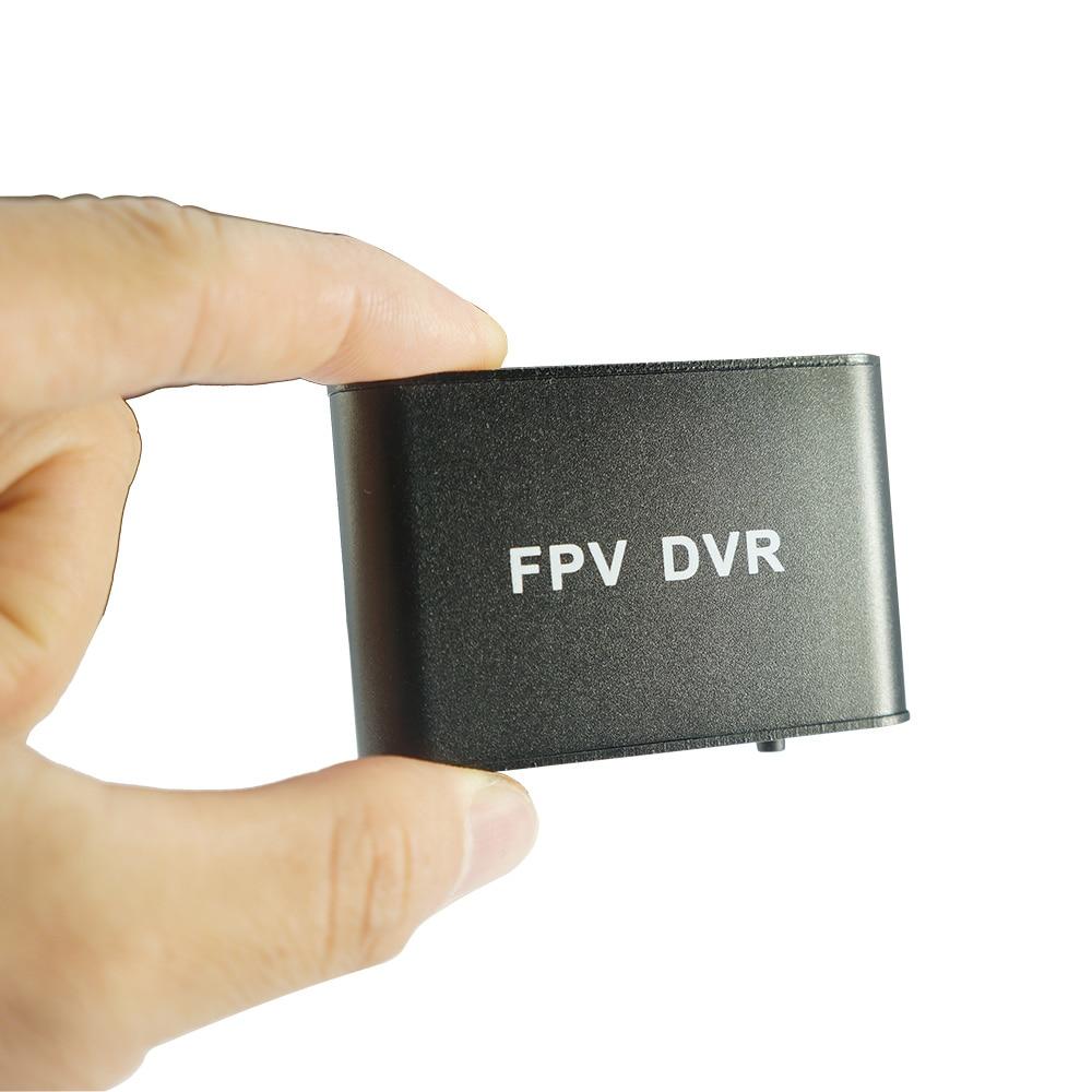 1CH FPV Mini CCTV DVR 32GB 720P SD Video Recorder Hidden DVR