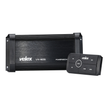 Bluetooth-Amplifier Class-D Marine 4-Channel Stereo And ATV on Boats Cars UTV Golf-Carts