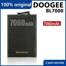 100% オリジナル7060mah bl 7000電話のバッテリーdoogee BL7000スマート電話高品質電池追跡番号