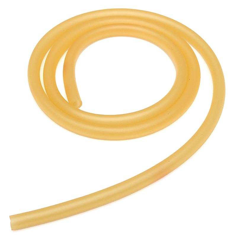 6x9mm Natural Latex Slingshots Rubber Tube 3m Tubing Band For Slingshot Hunting Catapult Elastic Part Fitness Bungee Equipment