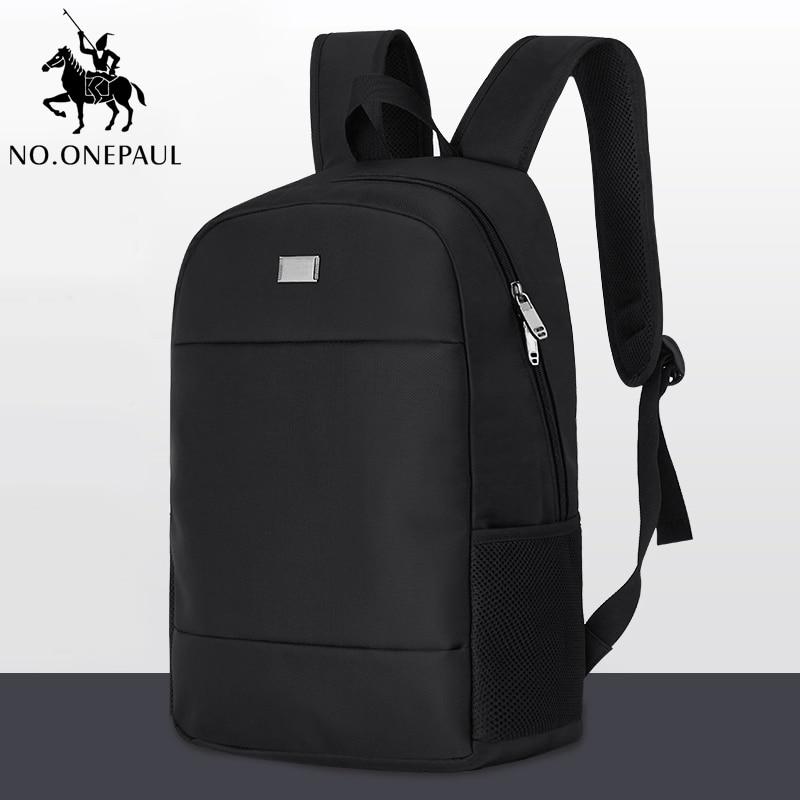 NO.ONEPAUL, мужской Школьный Рюкзак Для Путешествий, рюкзак для ноутбука, мужской повседневный брендовый рюкзак с интерфейсом USB, Женская водоне...