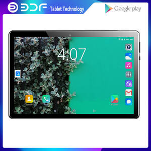 BDF 10inch Tablet Wifi Dual-Sim-Card Quad-Core Google Android-7.0 Original NEW FM GPS