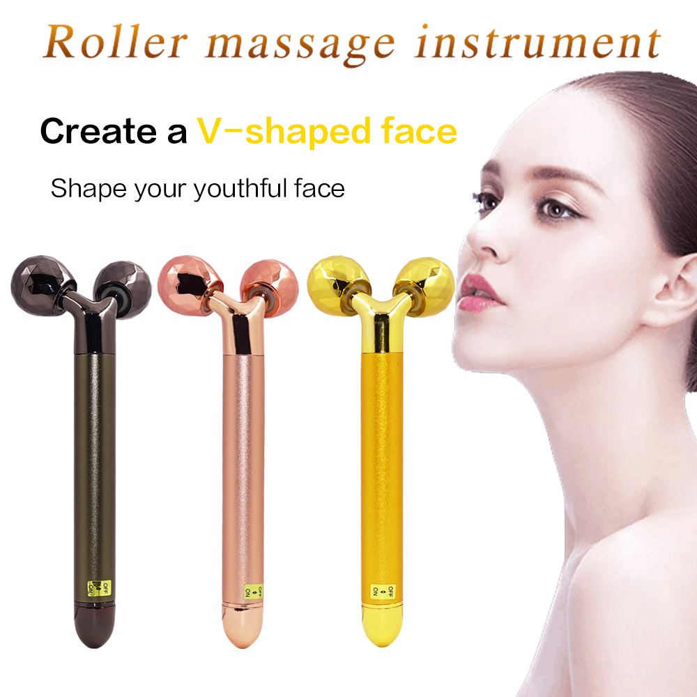 3 in 1 Facial Energy Massage Roller 1