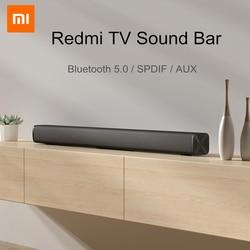 Original Xiaomi Redmi TV Sound Bar Wireless Bluetooth Speaker Soundbar HiFi Sound for Home Theatre Support SPDIF AUX in