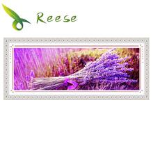 Diy Diamond Painting Purple Lavender Embroidery The New Picture For Bedroom, 3 Size