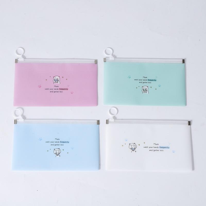 4 шт модная маска чехол сумка портативный держатель для лица
