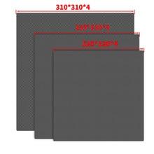 Ultrabase hotbed Platform Build Surface Glass Plate 220*220/235*235/310*310mm for Printer Sapphire pro CR10 Ender 3 V2 Ender 5