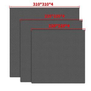 Image 1 - Ultrabase hotbed Platform Build Surface Glass Plate 220*220/235*235/310*310mm for Printer Sapphire pro CR10 Ender 3 V2 Ender 5
