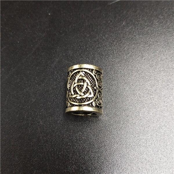 Viking-Hair-Rune-Beads-For-Jewelry-Making-Valknut-Vegvisir-Compass-Trinity-Metal-Spacer-Large-Hole-Bead.jpg_640x640 (3)