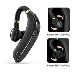 A10 écouteurs Bluetooth casque mains libres sans fil casque d'affaires lecteur appel sport écouteurs pour iphone Samsung