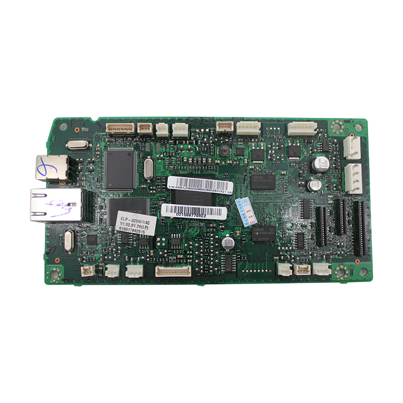 JC92-02296A Mother Board For Samsung CLP-325W 325W Printer Parts Logic Board Formatter Board Printer Parts
