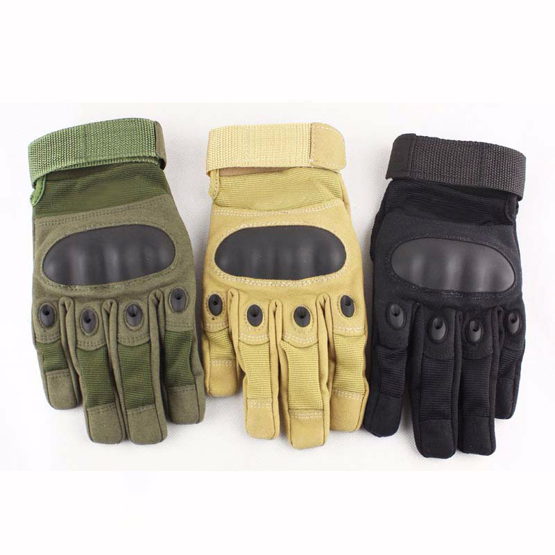 Outdoor Airsoft Hunting Shooting Motorcycle Army Fight Military Tactical Gloves
