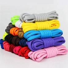 1Pair/ Classic Round Shoelaces High Quality Leisure Sport Shoe laces  Outdoor Men And Women Shoelace Fashion Multi Color