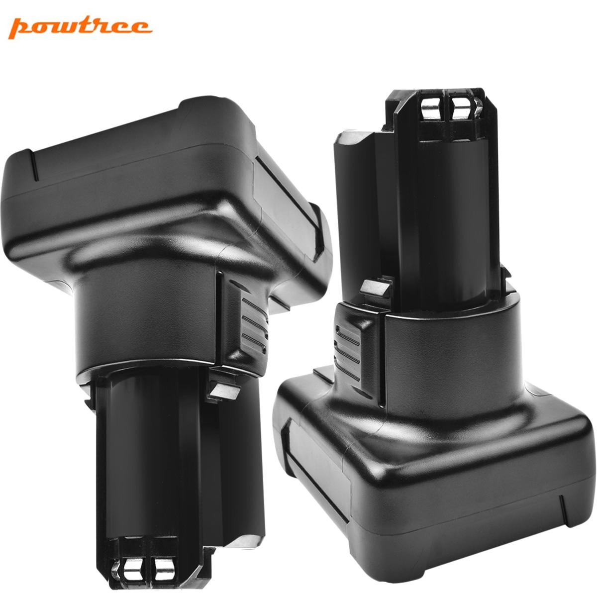 6000mAh 10.8V 12V Li-ion BAT411 Rechargeable Battery For BOSCH BAT412A BAT413A D-70745GOP 2607336013 2607336014 PS20-2 PS40-