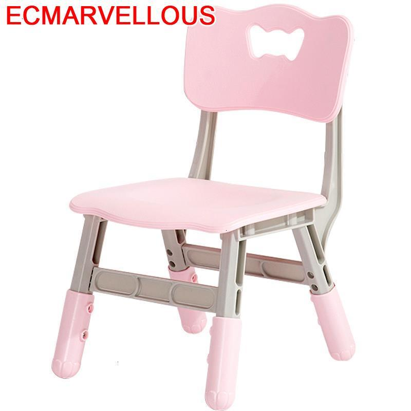 Silla Pouf Study Sillones Infantiles Table For Adjustable Kids Cadeira Infantil Chaise Enfant Baby Furniture Children Chair