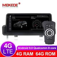 8 cores 4G+64G android 9.0 Car radio GPS Navigation for BMW 3 serise E90 E91 E92 E93 with 4G LTE wifi bluetooth IPS screen
