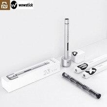 Mise à jour Youpin Wowstick 1P + Pro 23 en 1 tournevis électrique sans fil vis électrique mijia Kits de tournevis avec outils de réparation de Base de support