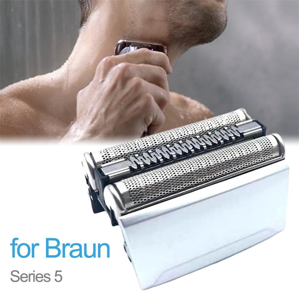 52s para Braun Barbeador Elétrico Cabeças Substituição Acessório 52b 5 Series 5020s 5030s 5040s 5050s 5070s 5090cc